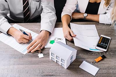 signature acte immobilier